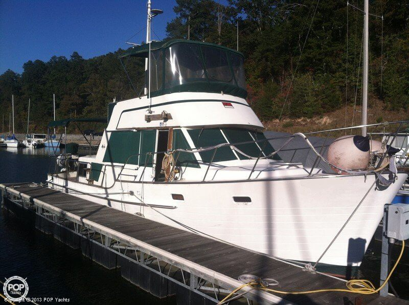 Island Gypsy 36 1987 Island Gypsy 36 for sale in Spring City, TN