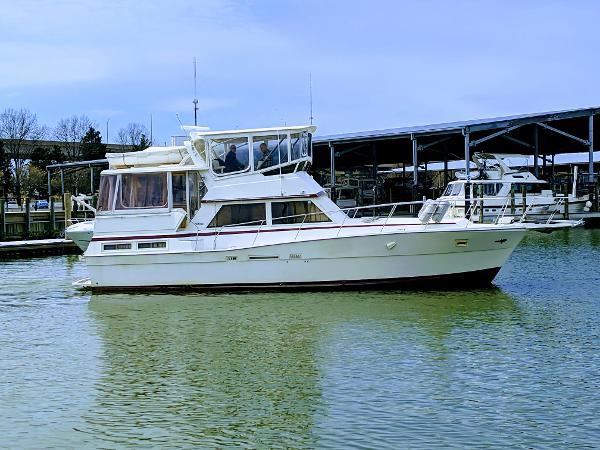 Viking 44 Aft Cabin Motor Yacht C-J 44' Viking 1986