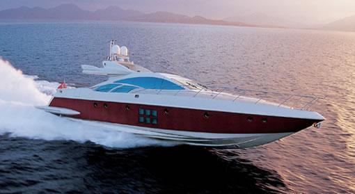 Azimut 86S Sailing Azimut 86s