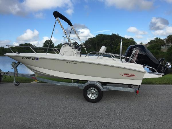 Boston Whaler 170 Dauntless