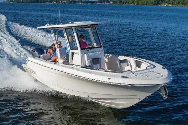 Robalo R272 Center Console Manufacturer Provided Image