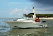 2002 sport craft 221 walk around   boats com