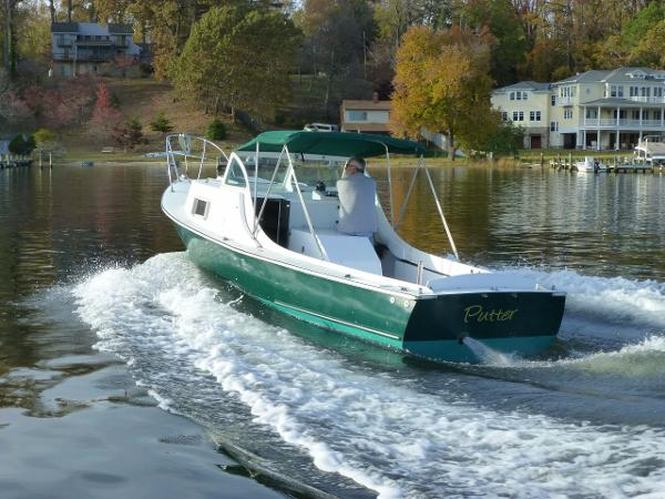 Seaway Diesel Picnic Boat