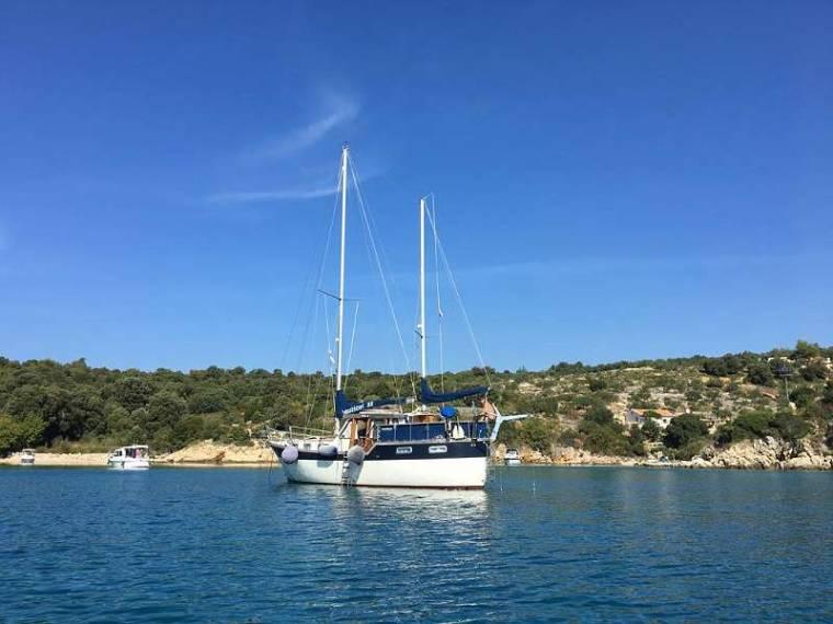 NAUTICAT YACHTS OY Nauticat 33 Pop Deck