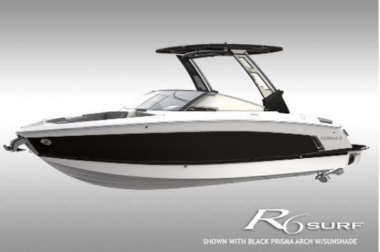 Cobalt Surf Series R6