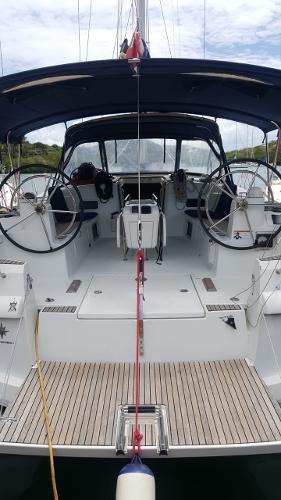 Jeanneau Sun Odyssey 509 Blue Tide - Jeanneau 509