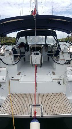 2015 Jeanneau Sun Odyssey 509, English Harbour Antigua and ... on