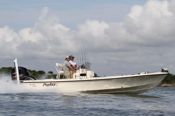 Parker 2300 T Big Bay