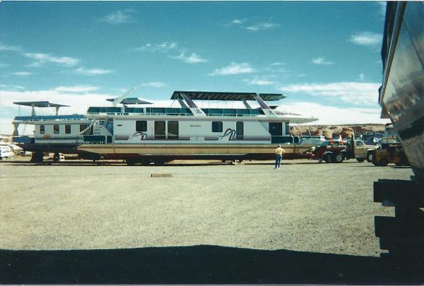 Sumerset Houseboats Houseboat 75x16