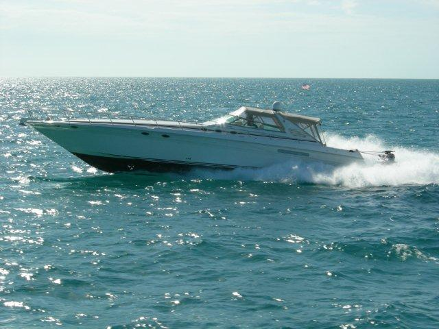 Sea Ray Super Sun Sport