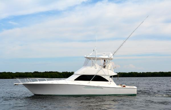 Viking 48 Conv Sport Fisher