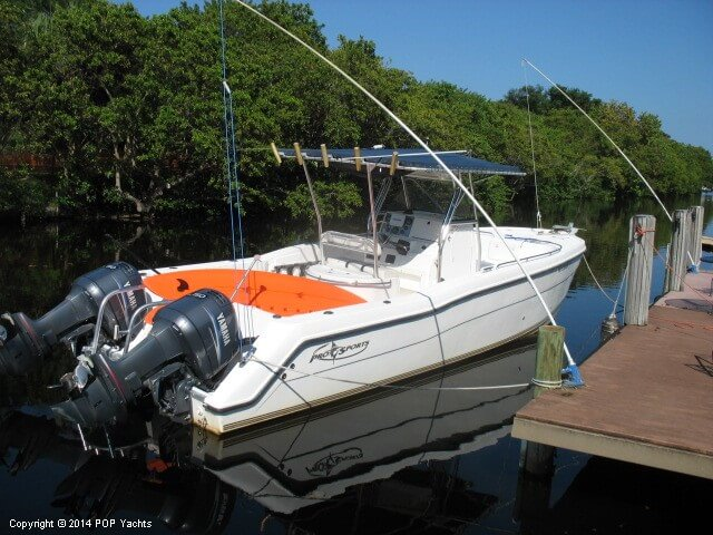 Pro Sport Boats 2660 Kat Center Console 2003 Pro Sports 2660 Kat Center Console for sale in Pompano Beach, FL
