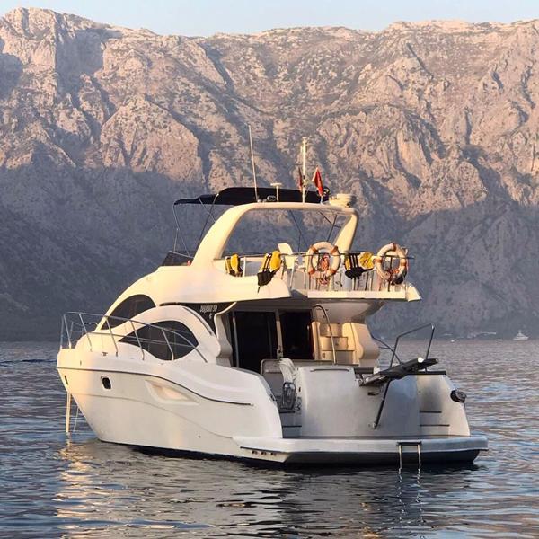 Gulf Craft Majesty 50
