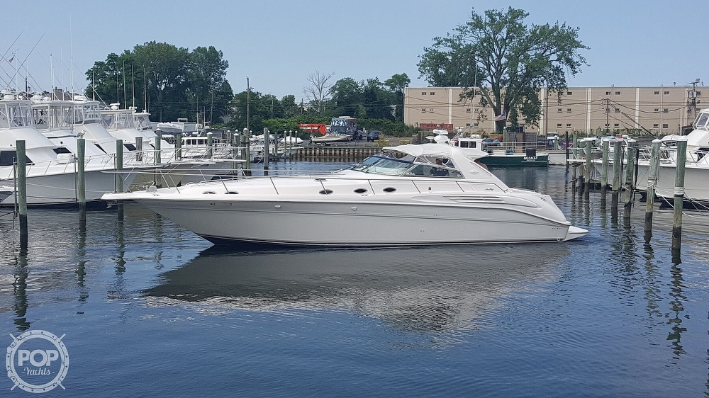 Sea Ray 450 Sundancer 1996 Sea Ray 450 Sundancer for sale in Belmar, NJ