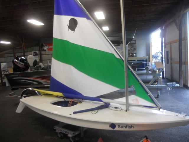 Laser Boats Sunfish