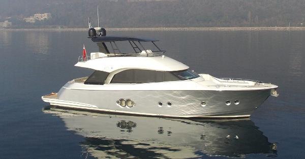 Monte Carlo Yachts 65 At sea 2019