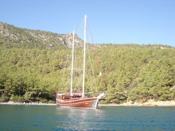 Aegean Motorsailer Main