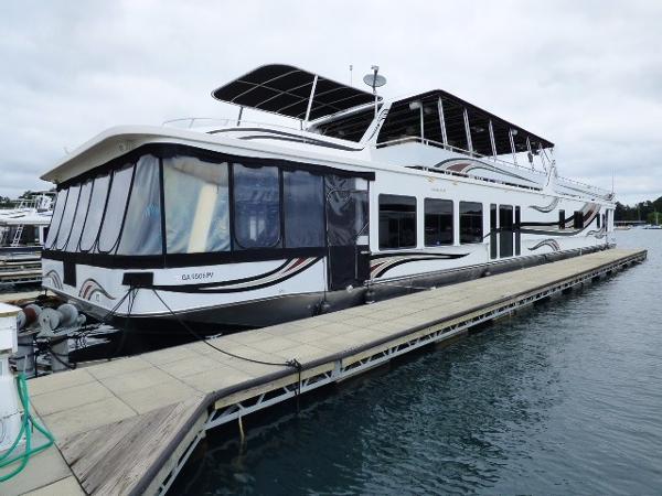 Sumerset Houseboats 21x106