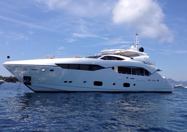 Sunseeker 115 Sport Yacht Sunseeker 115 Sport Yacht