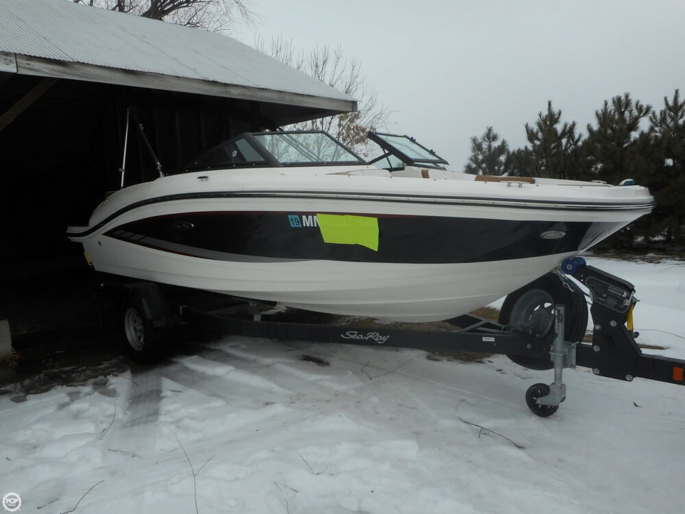Sea Ray 19 SPX 2017 Sea Ray 190 SPX for sale in Minnetonka, MN