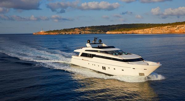 Sanlorenzo SL118 SL118 - Profile