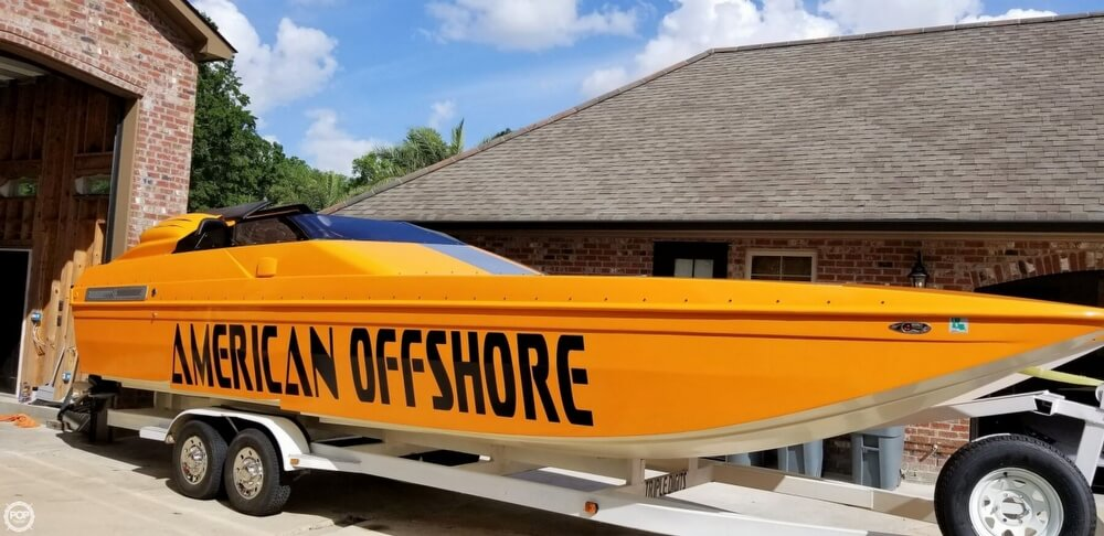 American Offshore 3100 1994 American Offshore 3100 for sale in Geismar, LA