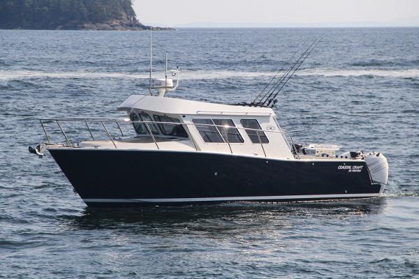 Coastal Craft 30 Profish Manufacturer Provided Image