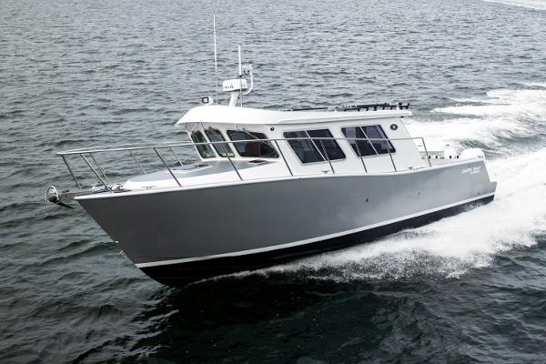 Coastal Craft 33 Profish