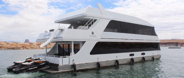 Adonia Yachts Houseboat Liquidity Share #8