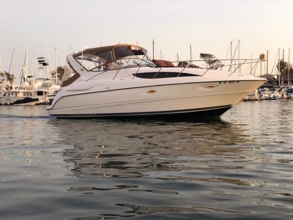 Bayliner 3055 Ciera Starboard Side