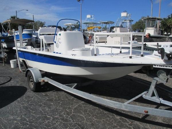 Baystealth Vip 173 Bay Boat