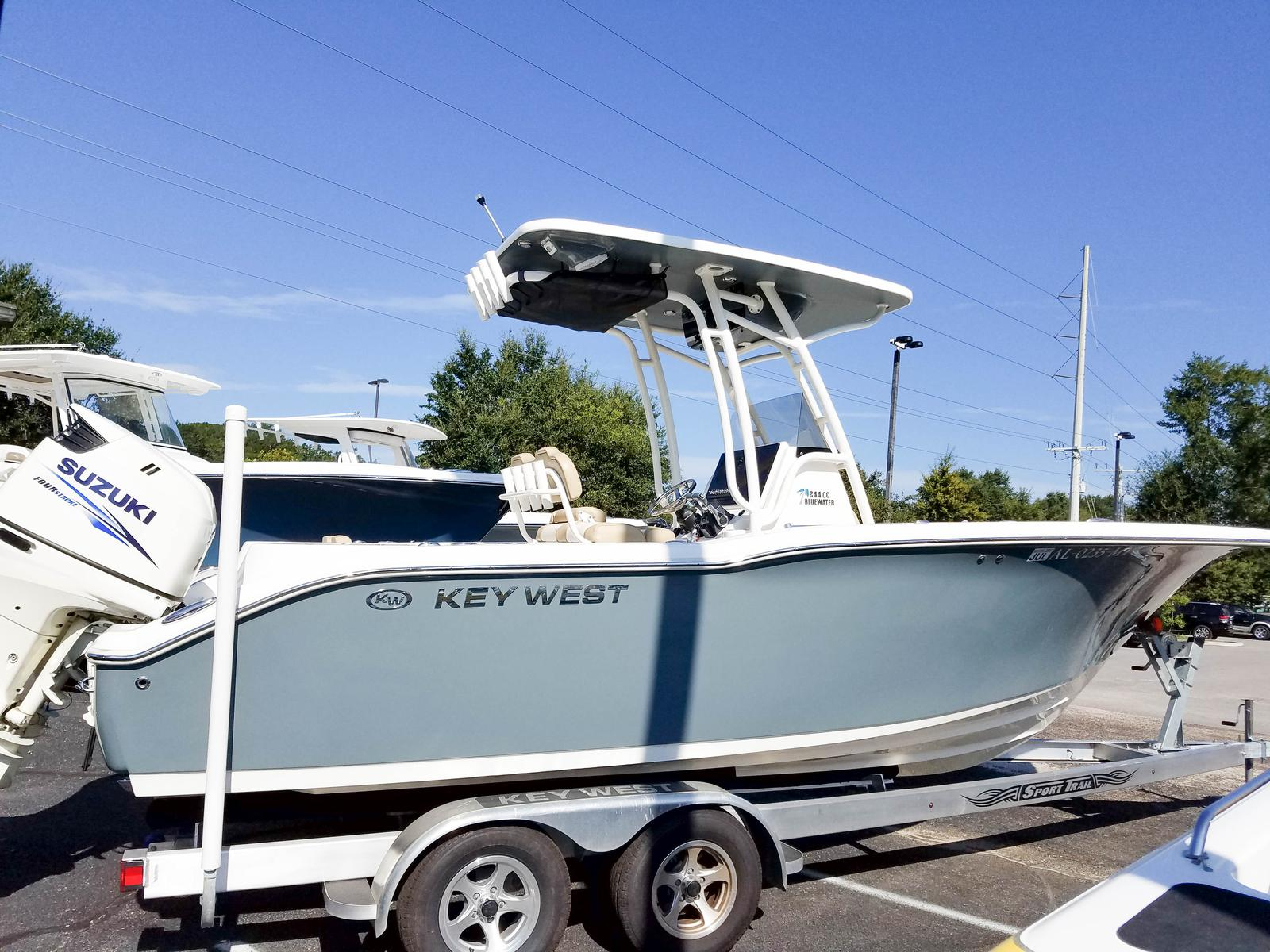 Key West Boats, Inc. 244CC