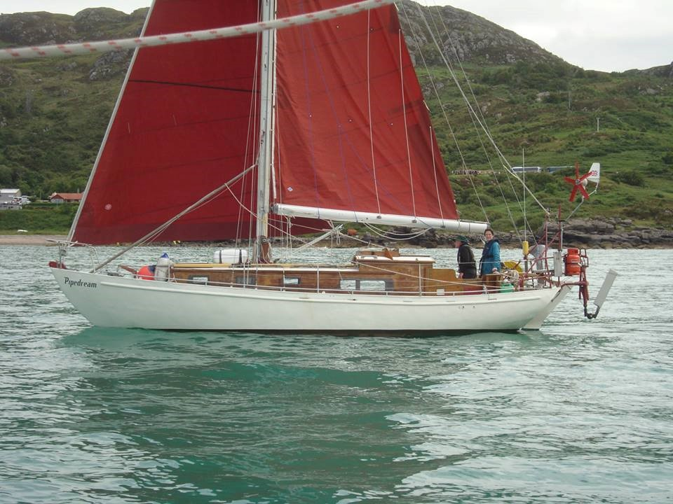 Buchanan Brabant Steel Sloop
