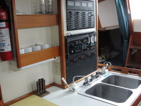Galley Sinks