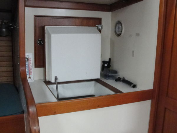 Auxilary Ice box