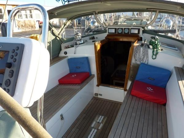 Restful Cockpit