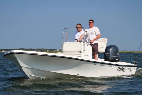 Parker 2100 Gulf Coast