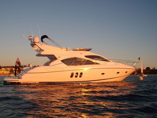 Sunseeker Manhattan 52 Sunseeker 52 Manhattan