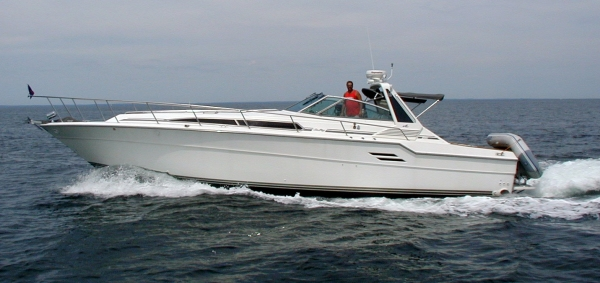 Sea Ray Express Cruiser Photo 1