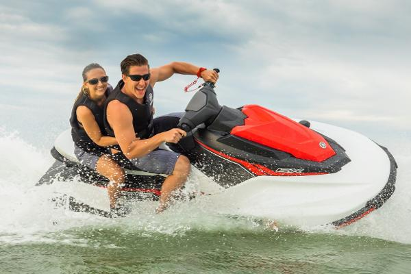 Yamaha WaveRunner EX Manufacturer Provided Image