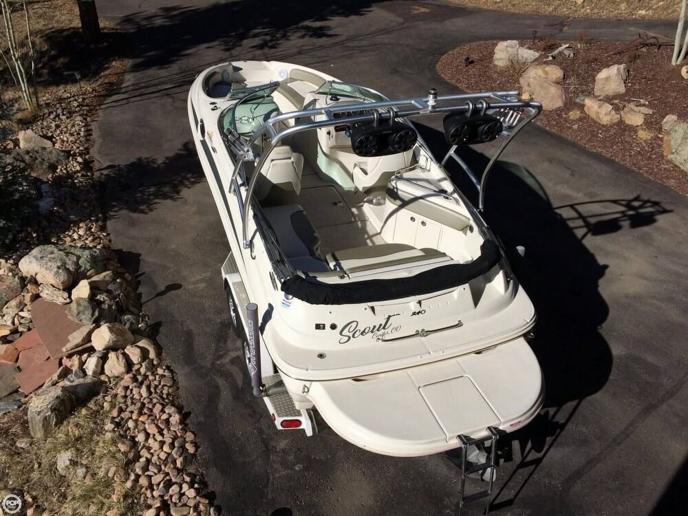 Sea Ray 240 Sundeck 2007 Sea Ray 240 Sundeck for sale in Conifer, CO