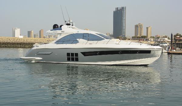 Azimut 55S Motor Yacht