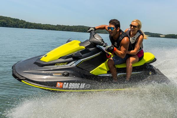 Yamaha WaveRunner EX Sport Manufacturer Provided Image