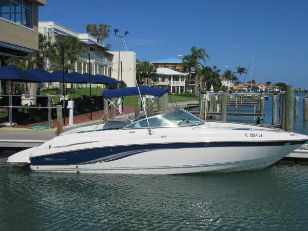 Chaparral 260 SSi Portside View