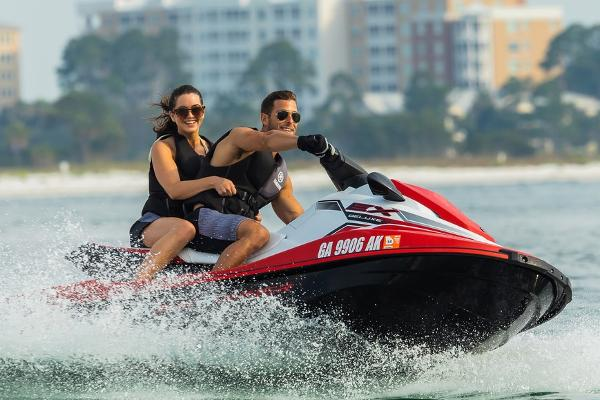 Yamaha WaveRunner EX Deluxe Manufacturer Provided Image