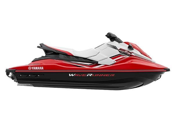 Yamaha WaveRunner EX Deluxe Manufacturer Provided Image