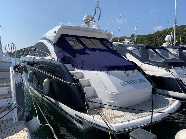 Sunseeker Portofino 48 BoatShop Menorca - Sunseeker Portofino 48 IPS