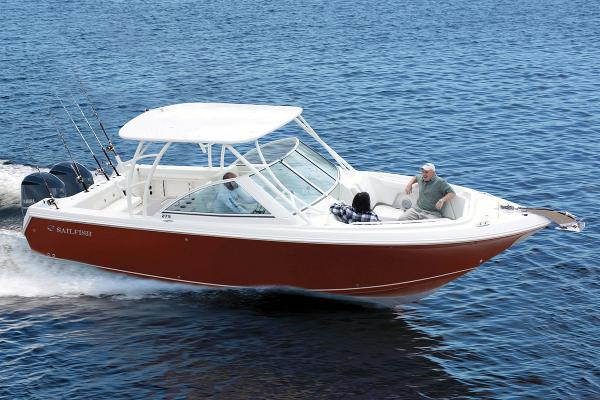 Sailfish 275 DC Manufacturer Provided Image
