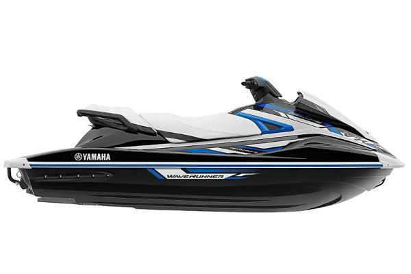 Yamaha WaveRunner VX Deluxe Manufacturer Provided Image