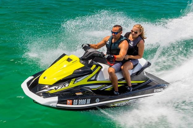 Yamaha WaveRunner Personal Watercraft image